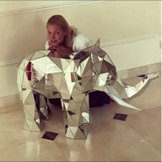 Instagram//volochkova_art.