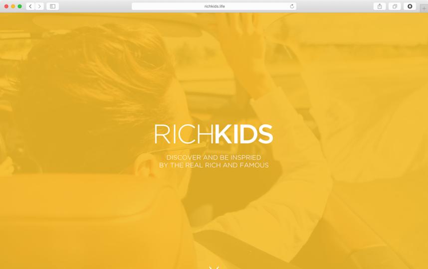 Rich Kids.