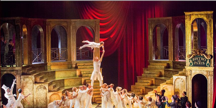 все фото: пресс-служба Московского театра мюзикла.