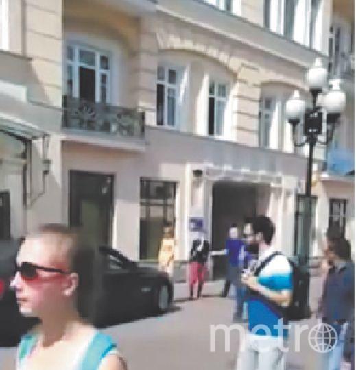 """Агентство """"Москва"""", скриншот """"Россия 24""""."""