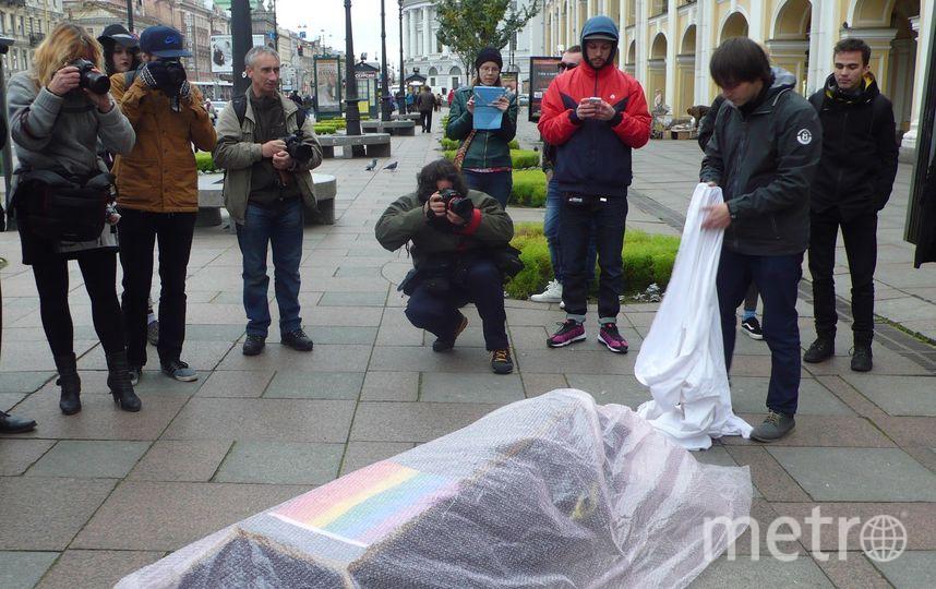 Альянс гетеросексуалов и ЛГБТ за равноправие.
