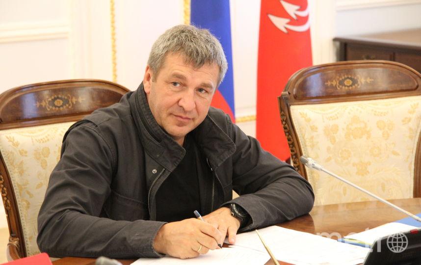 Администрация Санкт-Петербурга.