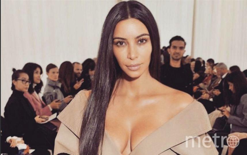 Все фотографии Instagram: @kimkardashian.