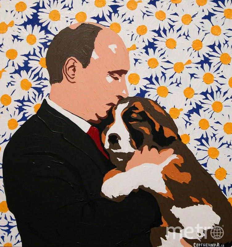 предоставлено Алексеем Сергиенко.