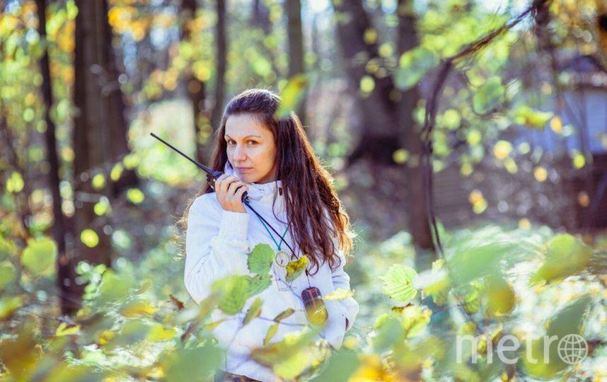 Анна Чугреева.