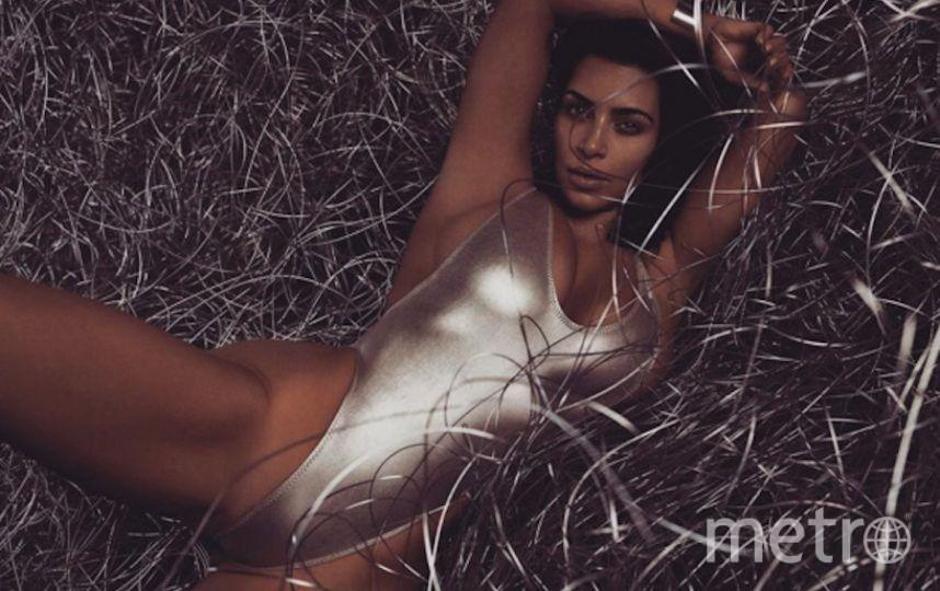 Instagram: @kimkardashian.