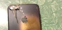 Пользователь Reddit рассказал о взрывающемся iPhone 7