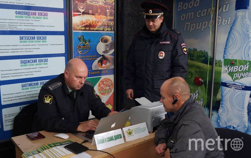 Фото: Предоставлено пресс-службой УТ МВД России по СЗФО.
