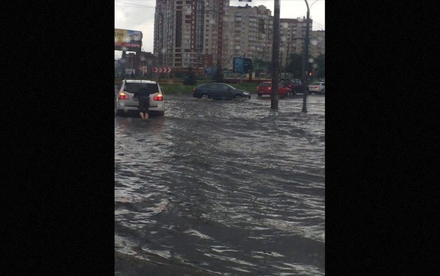 АРХИВ. ДТП и ЧП / Петербург vk.com/spb_today.
