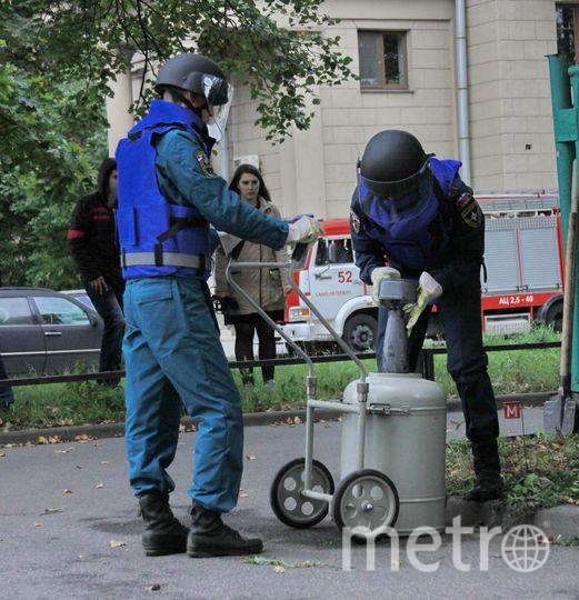 ДТП и ЧП | Санкт-Петербург | vk.com/spb_today / Семён Дымов.