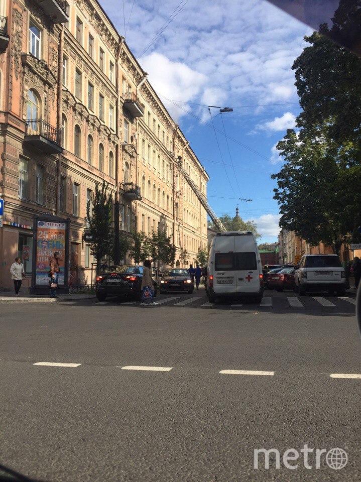 ДТП и ЧП / Петербург .
