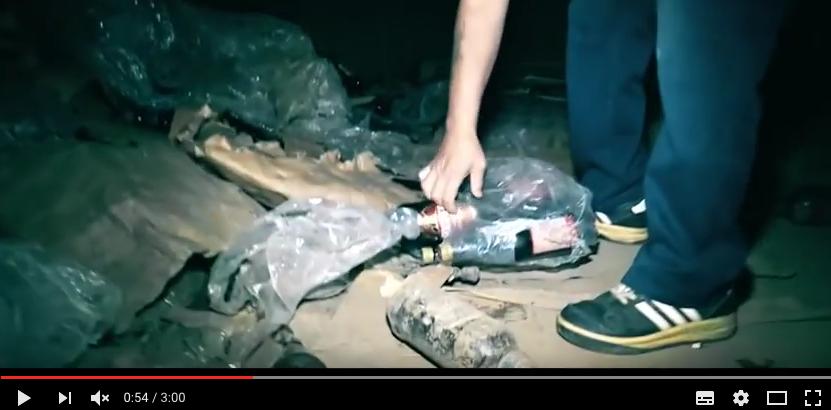 скриншот с канала Lifenews на YouTube.