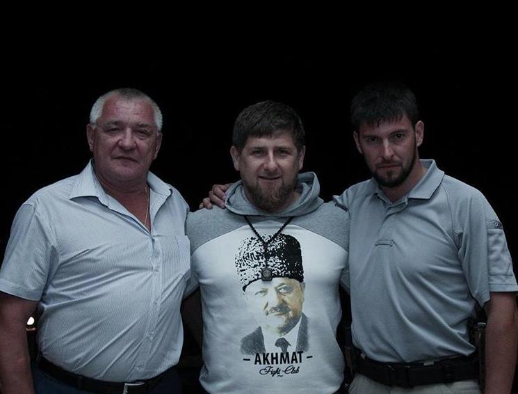 инстаграм Рамзана Кадырова.