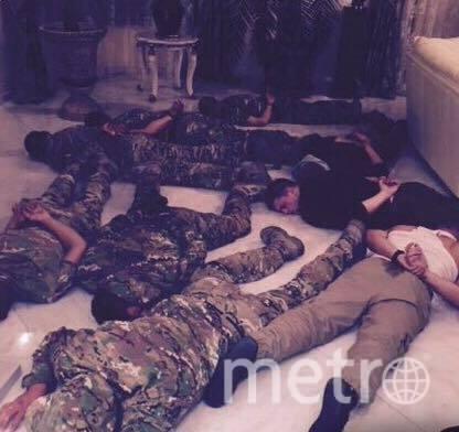 Все фото: Facebook полиции Одесской области.