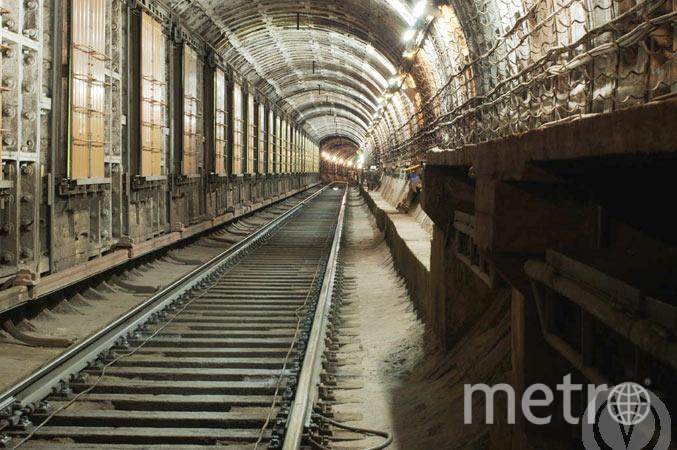 с официального сайте Петербургского метрополитена.