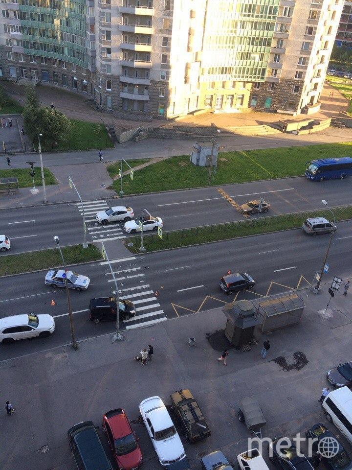 ДТП и ЧП Санкт-Петербург.