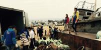 Волонтёры провели на острове Ольхон экологическую акцию