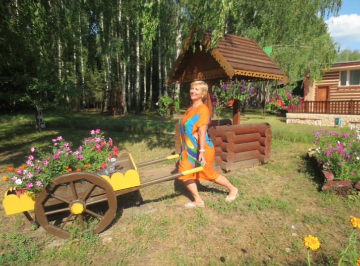Галина Исаченко.