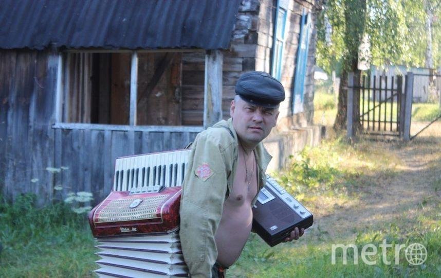 Андрей Кабалин.
