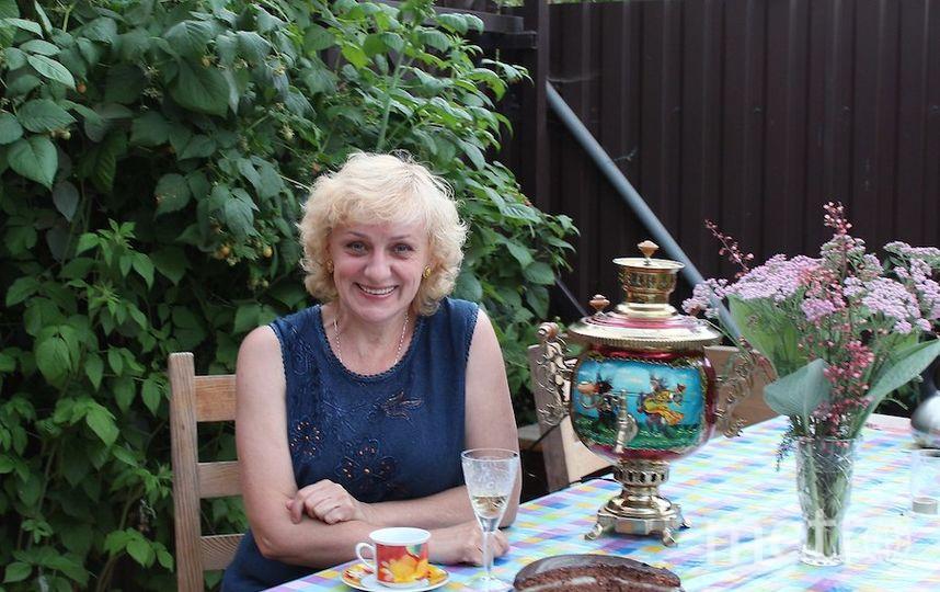 Татьяна Баринова.