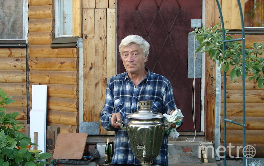 Спиридонов Владимир.