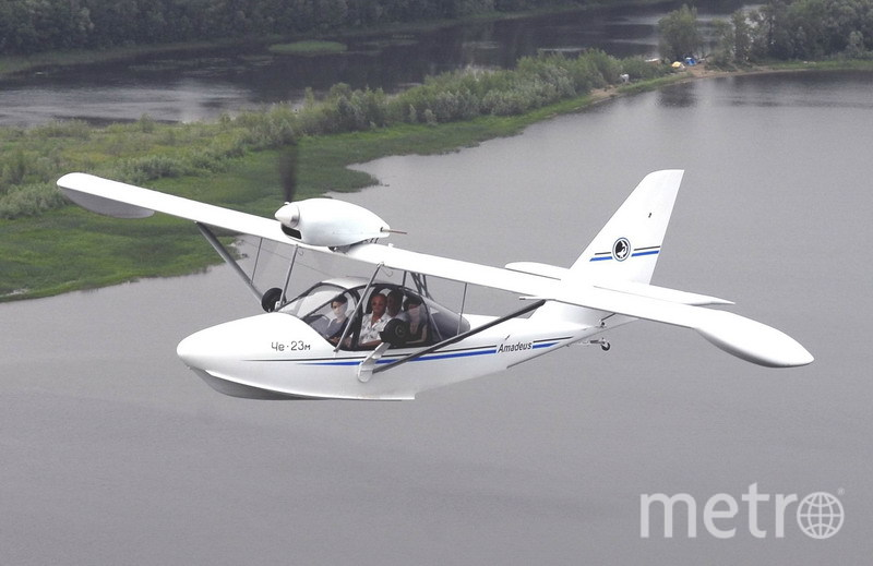 Ассоциация экспериментальной авиации.