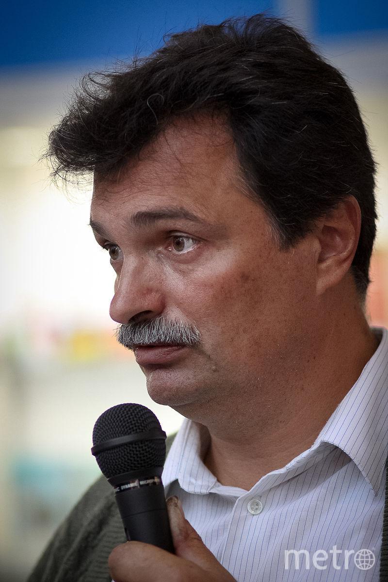 Wikipedia/ Dmitry Rozhkov.