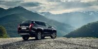 Новый Mitsubishi Pajero Sport уже в России: цена, комплектации, особенности