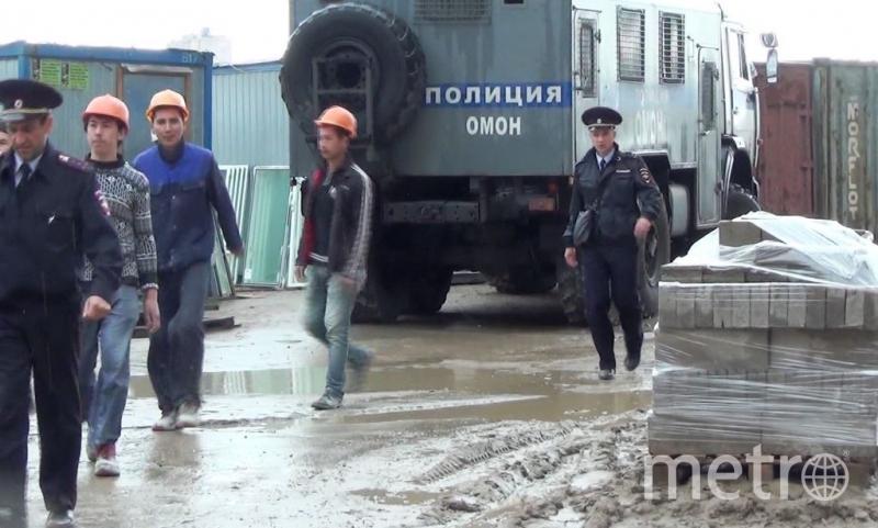 ГУ МВД России по СПб и ЛО.