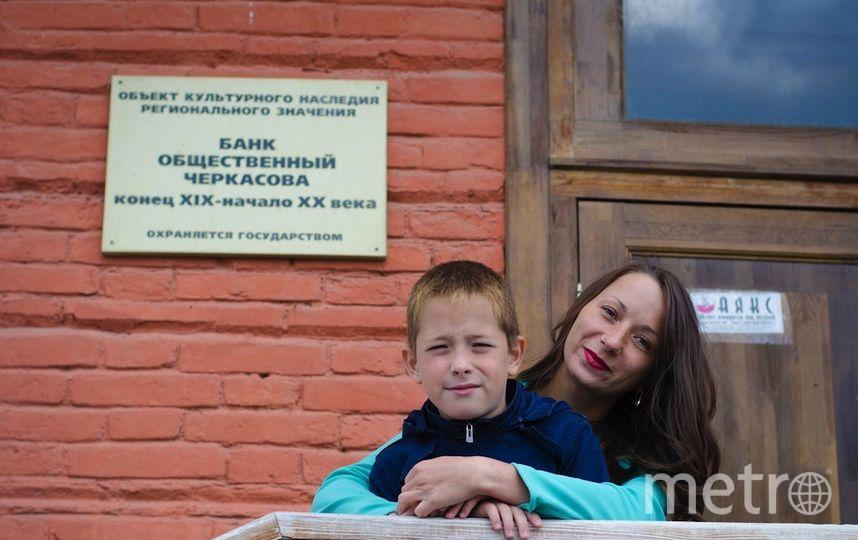 предоставила Елена Попова.