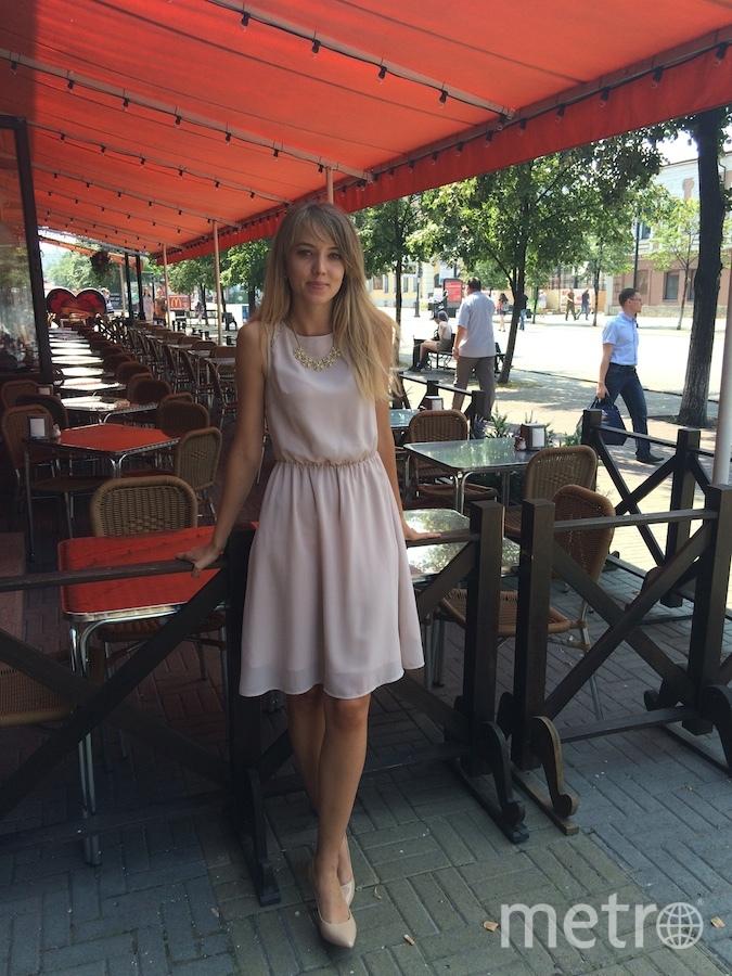 Ксения, 23 года, специалист по работе с договорами.