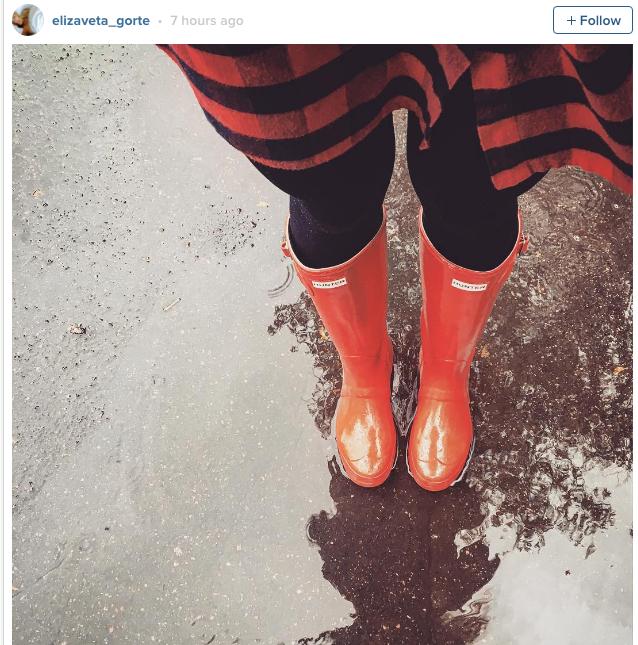 скриншот/Instagram/ elizaveta_gorte.