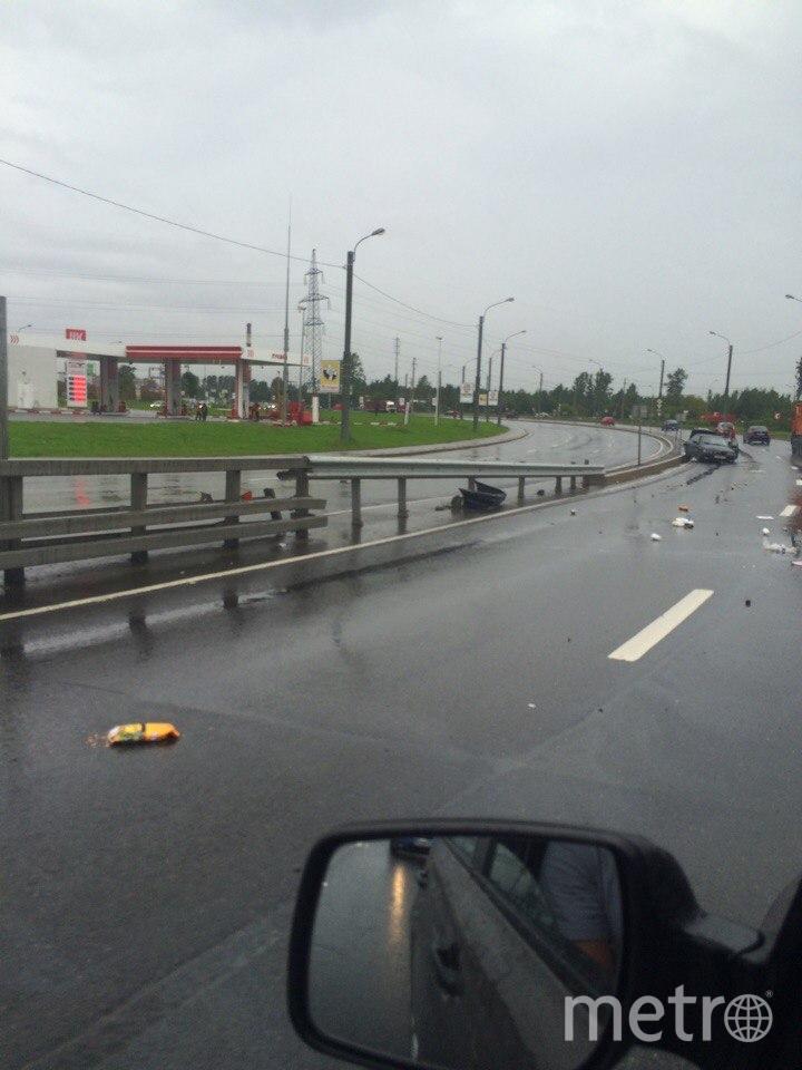 ДТП и ЧП / Петербург / vk.com/spb_today.