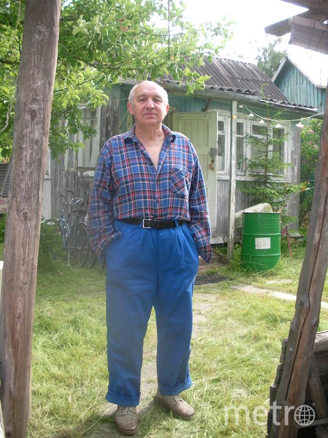 Александр Ткачук.