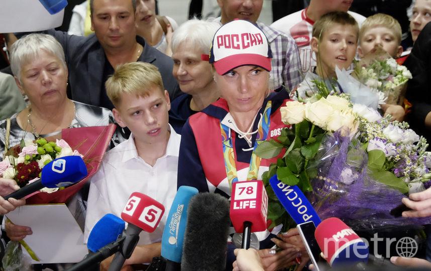 Алёна Бобрович.