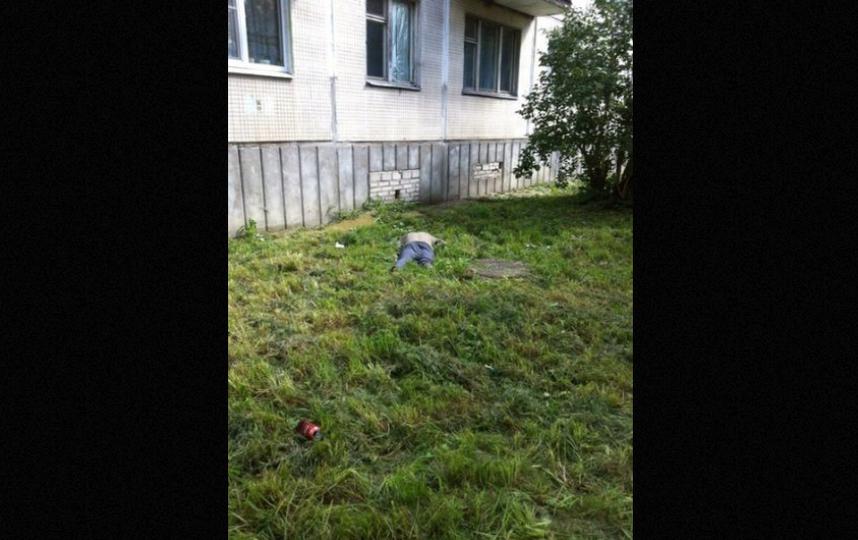 ДТП и ЧП / Петербург / vk.com/wall-68471405_4466042.