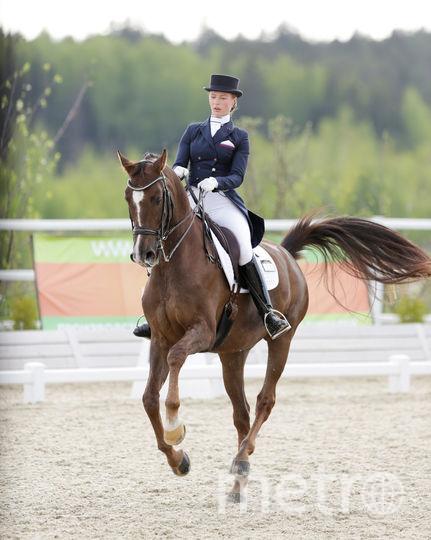предоставлено Федерацией конного спорта России.