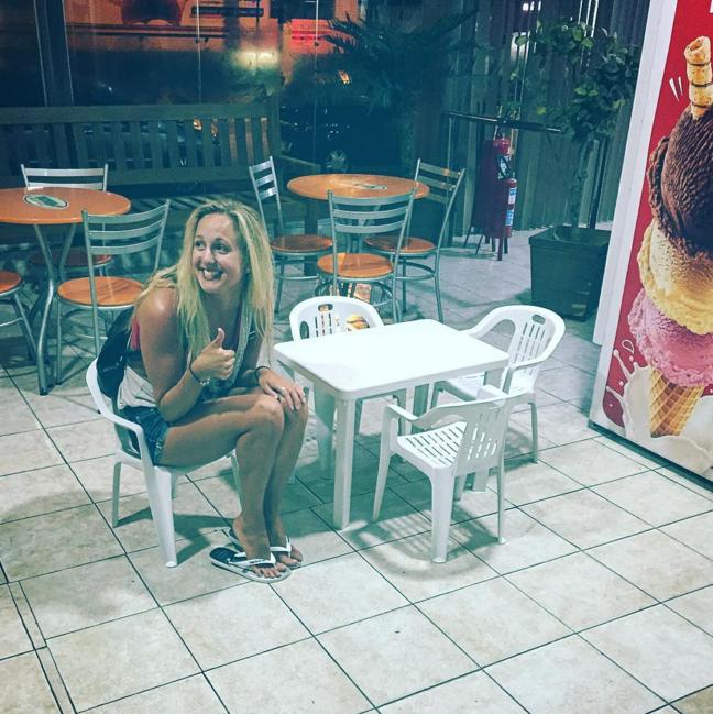 Instagram Марии Шурочкиной.