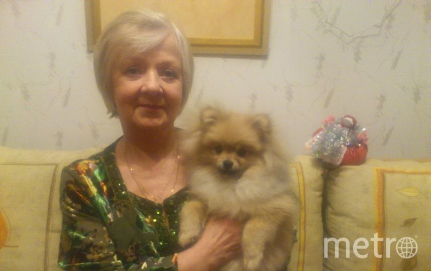 Лилия Борисова.
