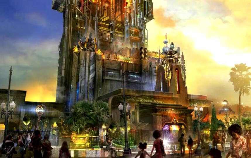 скриншот Disney.