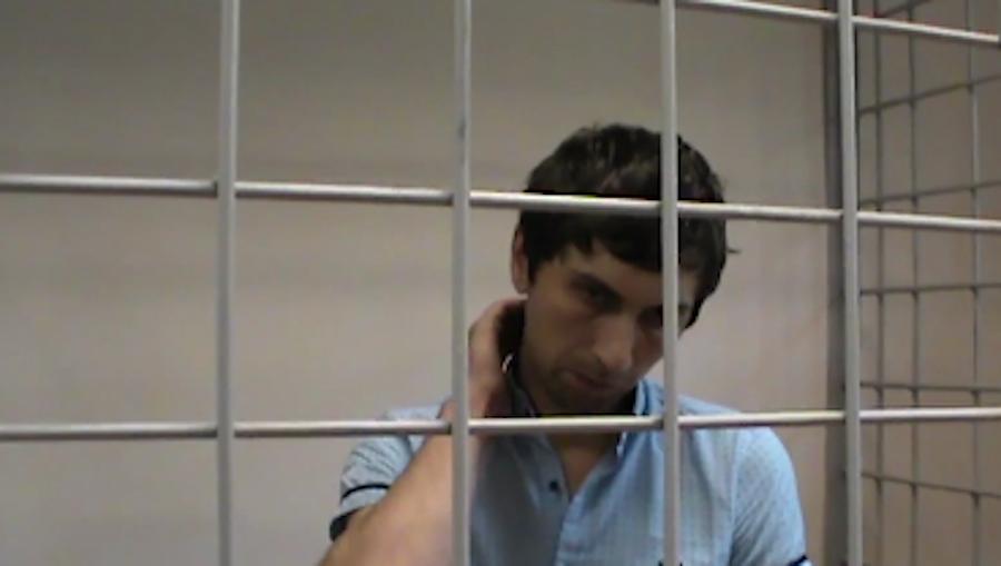 Скриншот с видео пресс-службы МВД России.