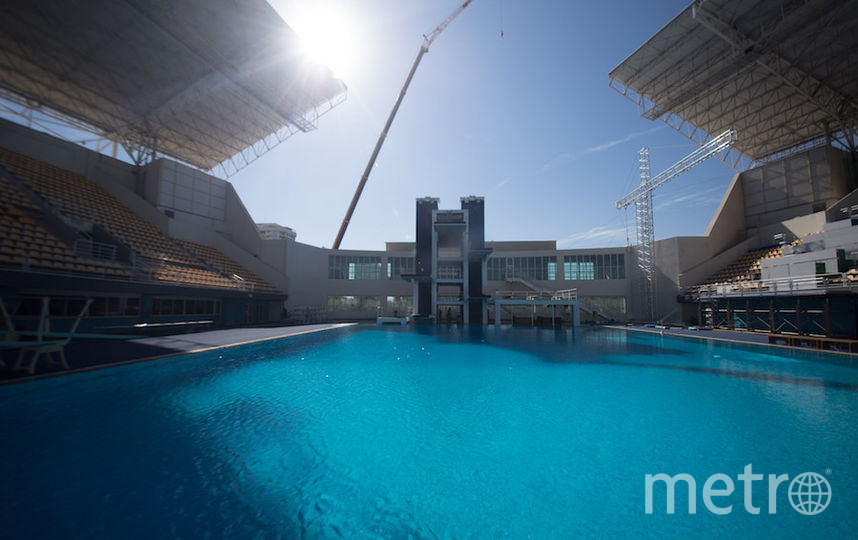 Ринато Сетит/Медиа-центр Рио.