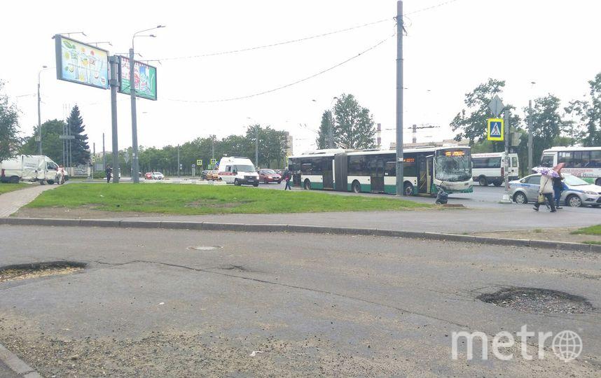 ДТП и ЧП   Санкт-Петербург / vk.com/spb_today.