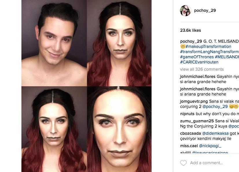 все фото - скриншот Instagram/ https://www.instagram.com/pochoy_29/.