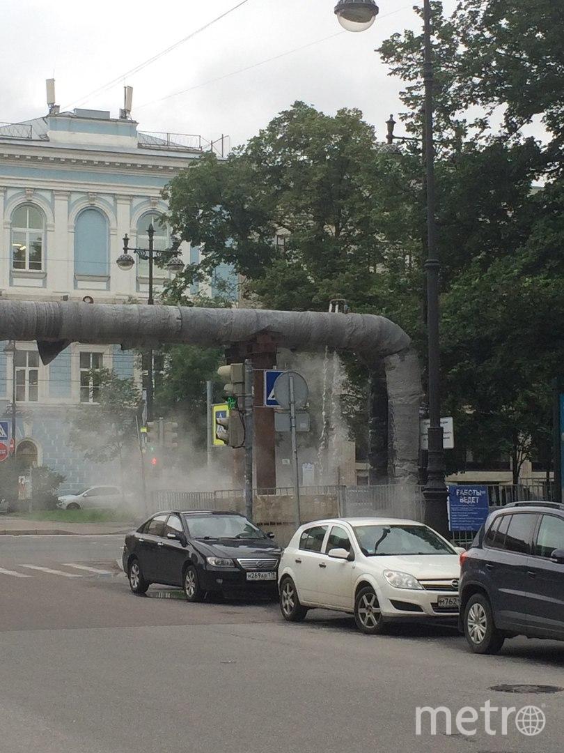 ЧП и ДТП Петербурга / http://vk.com/spb_today.