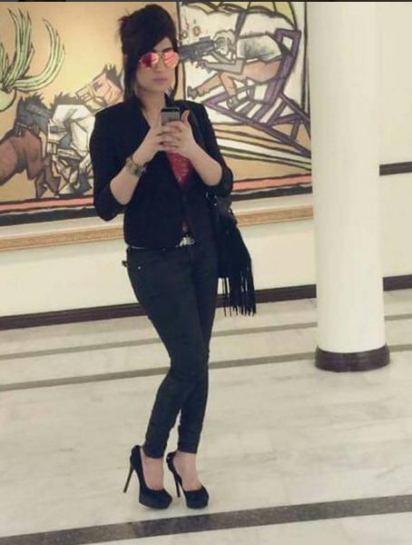 https://www.instagram.com/qandeelbaloch_official_account/.