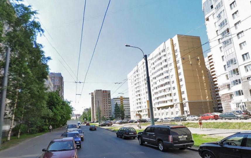 "все – скриншот ""Яндекс. Панорам""."