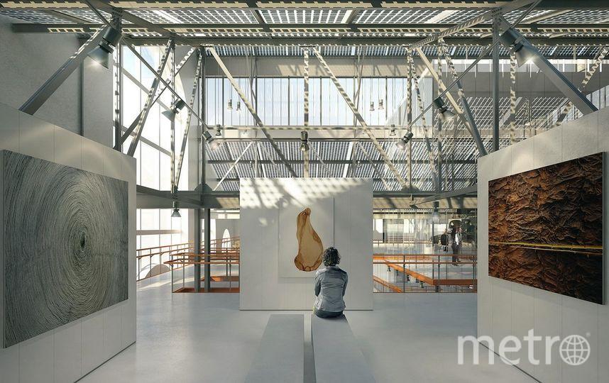 предоставлено фондом «Виктория – искусство быть современным».