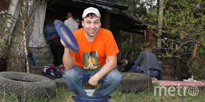 Александр Солдатков.