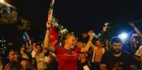 Полиция задержала около 40 человек в Париже после финала чемпионата Европы по футболу 2016